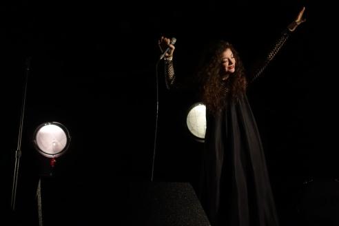 Lorde @ Fonda Theatre Photo cred Ray Lew